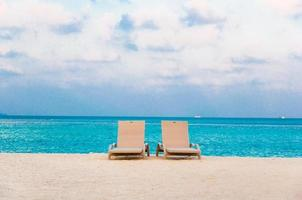 fond pour des vacances parfaites à la plage photo