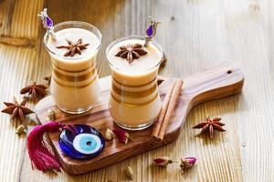 thé masala photo