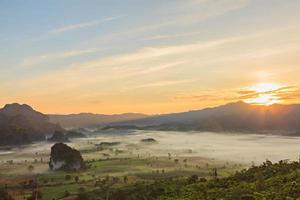 phu lanka, phayao, thaïlande, photo