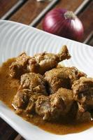 kerala spécial kozhi curry photo