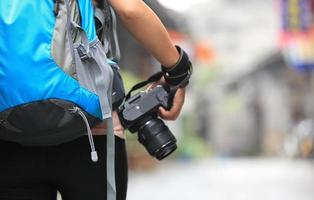 photographe jeune femme