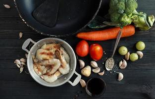 ingrédient de cuisine photo