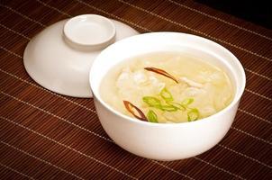 soupe de riz photo