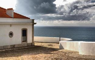 installations du phare de san vicente photo
