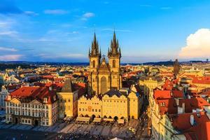 Prague, République Tchèque photo
