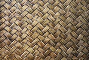texture de tissage de panier