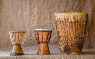 instruments de percussion photo