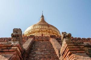 temple du myanmar