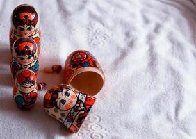 poupées atryoshka belles