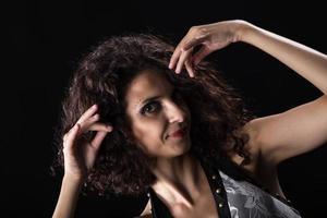 danseuse orientale photo
