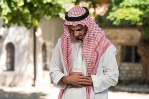 prière à la mosquée photo