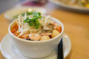tom yum photo