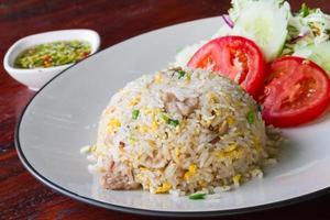 riz sauté