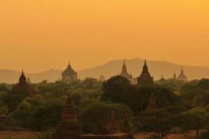 temples de bagan, myanmar