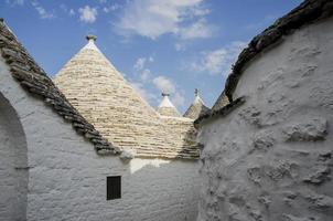 trulli à alberobello photo