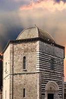 baptistère de san giovanni, volterra photo