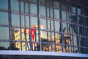 détail de l'architecture de la Havane