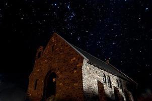 église du bon berger au lac tekapo