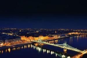 Budapest la nuit