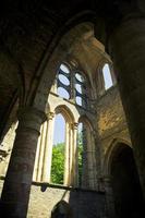 abbaye de villers la ville, ruine de l'église photo