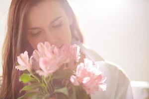 fleurs odorantes photo