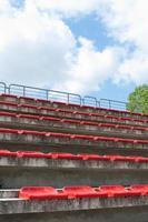 tribune sportive photo