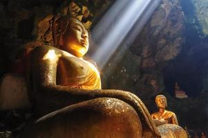Bouddha antique photo