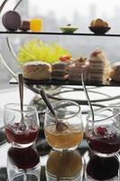 le thé de l'après-midi photo