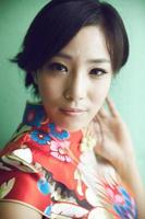 cheongsam photo
