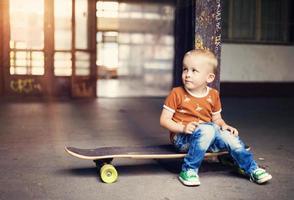 petit garçon photo
