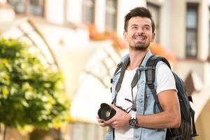 touristes photo