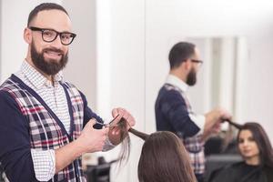 salon de coiffure photo