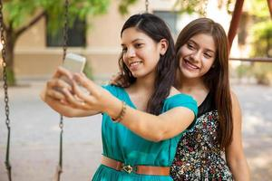 selfie avec mon meilleur ami photo