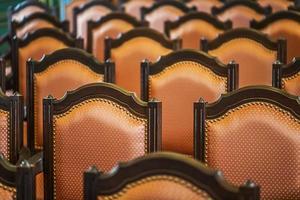 chaises antiques photo