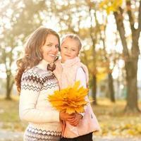mère et fille photo
