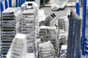 tas d'aluminium photo