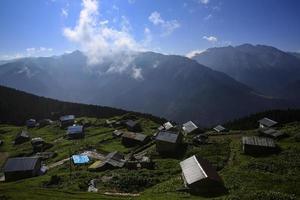 maisons de montagne photo