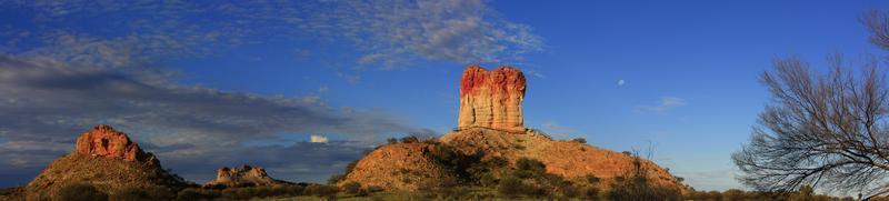 pilier des chambres, territoire du nord, australie photo