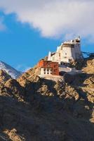namgyal tsemo gompa à leh, ladakh, inde photo
