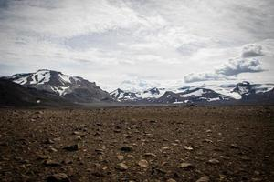 glaciers en Islande