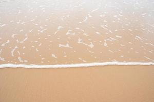vagues approche plage