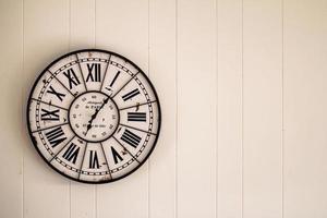 horloge murale ronde photo
