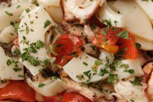 salade caprese bouchent photo