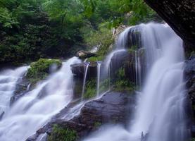 Catawba Falls en Caroline du Nord photo