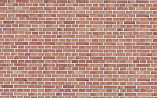 maçonnerie de mur de brique rouge