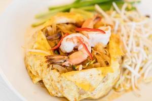 Pad Thai nourriture