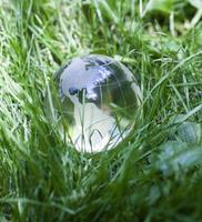 concept d'environnement mondial photo