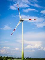 turbine éolienne photo