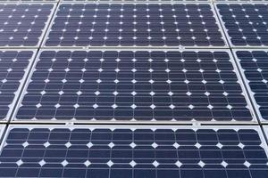 panneaux solaires pour l'énergie électrique