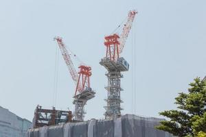 le développement du centre-ville progresse